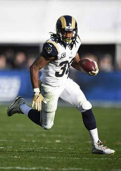 Dynasty Fantasy Football Rankings - Todd Gurley