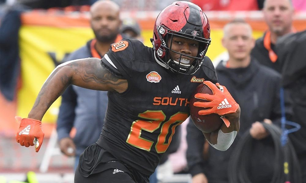 Michael Gallup gaining national attention at Senior Bowl — PODCAST