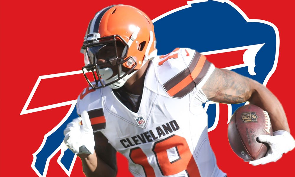 Browns get $3.5 million in escrow back from Corey Coleman deal