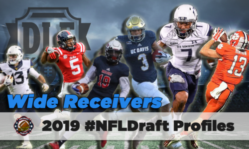 2019 NFL Draft Video Profile: Wide Receivers