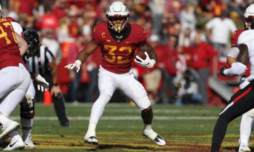 Dynasty Fantasy Football Rookie Update: David Montgomery, RB CHI